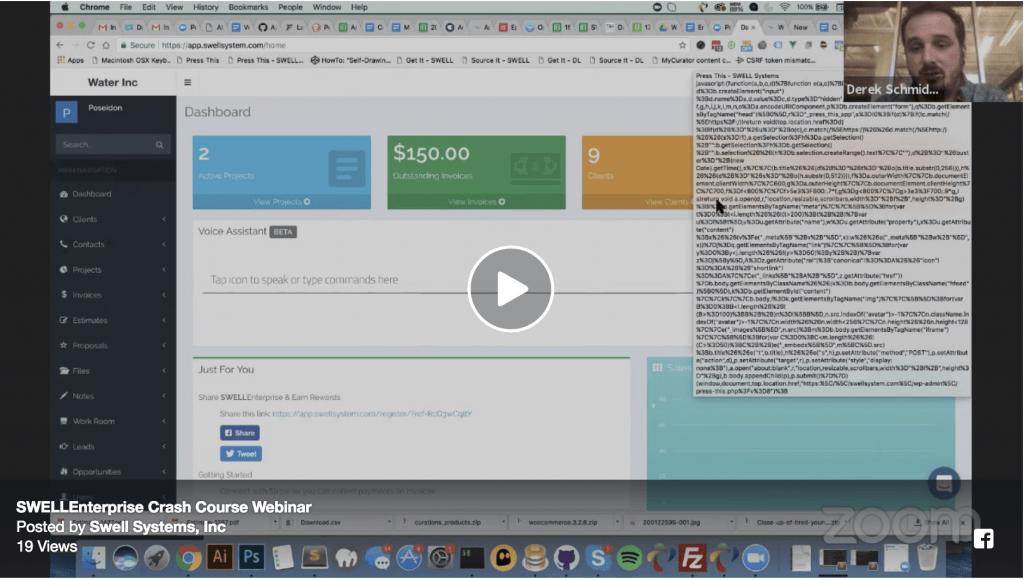 Crash course Webinar